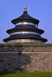 Heaven Palace In Beijing China Royalty Free Stock Photo