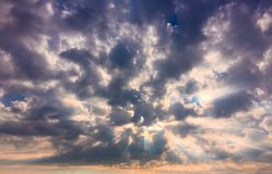Heaven's Door Royalty Free Stock Photography