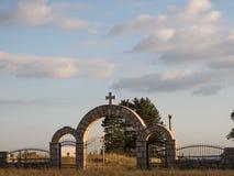 Heaven`s gate Stock Photos