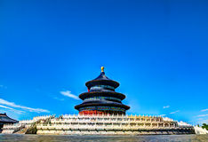 Heaven temple in beijing, china Royalty Free Stock Images
