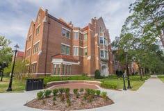 Heavener Hall à l'université de la Floride photographie stock libre de droits