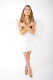 Heavenly Angel Royalty Free Stock Photos