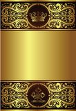 Heavenly background. Illustration of heavenly design background Stock Photography