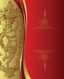 Heavenly background. Illustration of heavenly design background Royalty Free Stock Photo