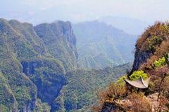 heavenly berg Royaltyfria Bilder
