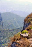 heavenly berg Arkivfoton