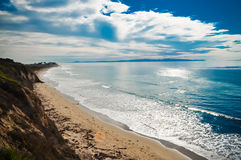 Heavenly Bluffs Royalty Free Stock Photo