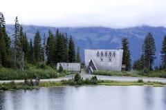 Heavenly church Stock Photo
