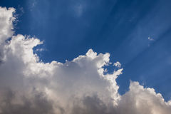 Heavenly Cloudscapes Royalty Free Stock Photos