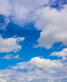 Heavenly Cloudscapes Royalty Free Stock Photography