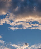 Heavenly Cloudscapes Stock Images