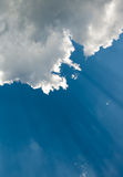 Heavenly Cloudscapes Stock Image