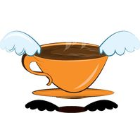 Heavenly Coffee Stock Image