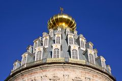 the Heavenly Jerusalem Royalty Free Stock Photography