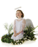 Heavenly Joy Stock Photography
