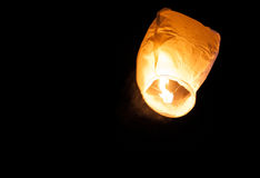 Heavenly lantern Stock Photo