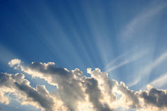 Heavenly Light Stock Images