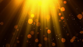 Heavenly Light Rays 1 Loopable Background