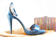 Heavenly shoes Royalty Free Stock Photo