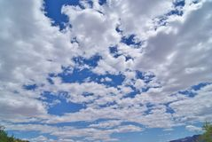 Heavenly Sky Royalty Free Stock Images