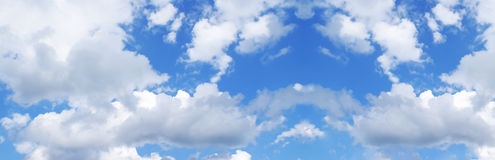 heavenly symfoni Arkivfoto