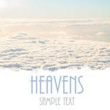 heavens Foto de Stock