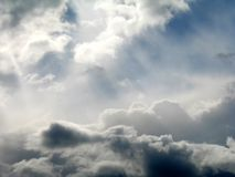 Heavens above #1 Royalty Free Stock Photography