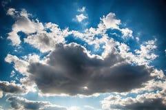 The Heavens Royalty Free Stock Photos