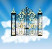 Heavens gate Stock Photos