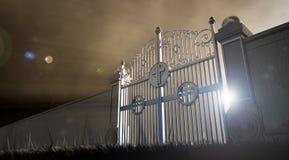 Heavens Open Gates Royalty Free Stock Photo