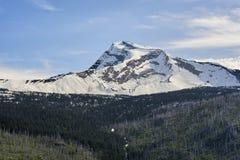 Heavens Peak, Glacier National Park Royalty Free Stock Photo