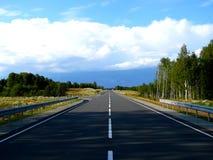 heavens to way Στοκ Εικόνες
