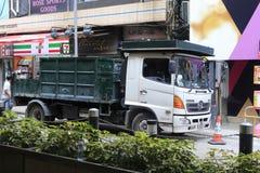 Heavey ciężarówka Zdjęcie Stock