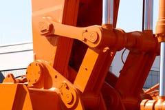 Heavy arm Royalty Free Stock Photo