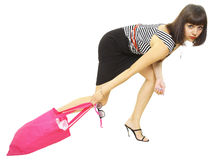 Heavy bag Stock Image