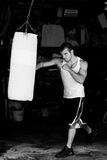 Heavy bag Stock Photos