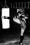 Heavy Bag Stock Image