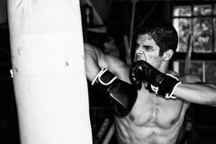 Heavy Bag Stock Photography