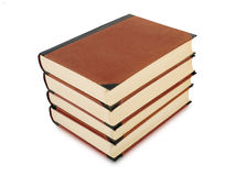 Heavy book tomes Royalty Free Stock Photo
