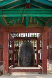 The heavy bronze bell of Korean Anglican Church Royalty Free Stock Image