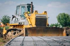 Heavy Bulldozer Royalty Free Stock Image