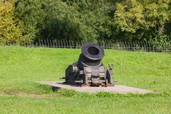 Heavy cannon Royalty Free Stock Photos