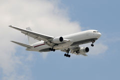 Heavy cargo jet Royalty Free Stock Photography