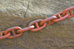 Heavy chain Stock Images