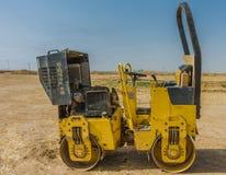 Heavy Compactor Royalty Free Stock Photo