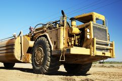 Heavy Construction Equipment royalty free stock images