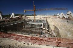 Heavy construction Royalty Free Stock Photography