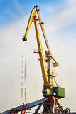 Heavy crane Royalty Free Stock Photos