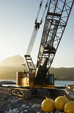 Heavy Crane Royalty Free Stock Photography