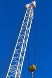 Heavy Crane Arm Hook  Stock Photography